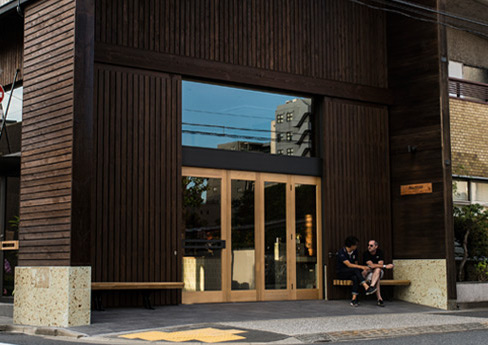 ALLPRESS ROASTERY & CAFE TOKYO
