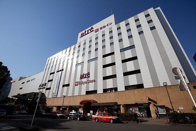 羽田空港 大森駅