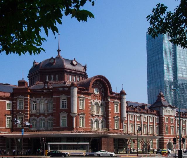 新幹線 東京駅