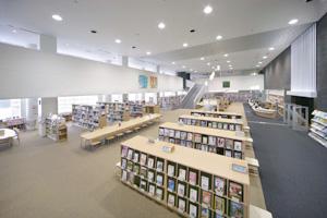 池袋図書館