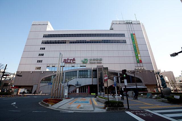 羽田空港 大井町駅