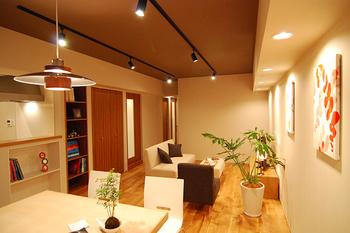 インテリア家具 間接照明