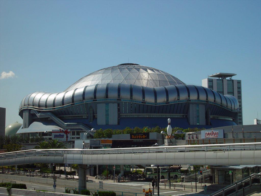 大阪ドーム前 2