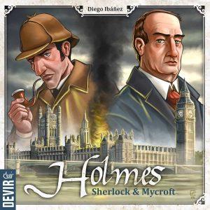 2人のホームズ:シャーロックとマイクロフト