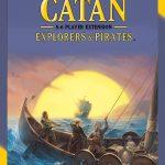 カタンの開拓者たち 拡張 探検家と海賊 5-6人