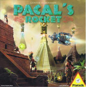 パカルのロケット