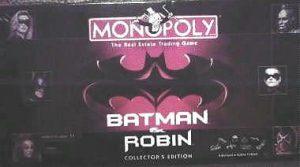 モノポリー:バットマン&ロビン