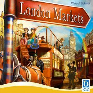 ロンドンマーケット