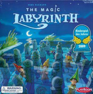 魔法のラビリンス