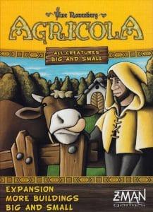 アグリコラ:牧場にもっと建物を