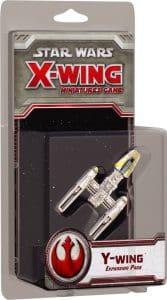 スターウォーズ X-Wing Y-Wing拡張