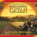 カタンの開拓者たち 拡張 5-6人