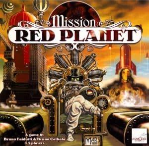 ミッション レッド・プラネット