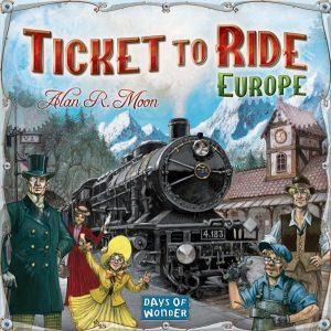 チケット・トゥ・ライド ヨーロッパ