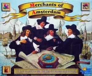 アムステルダムの商人