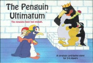 ペンギンだもの