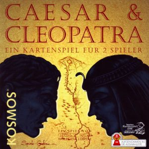 カエサルとクレオパトラ