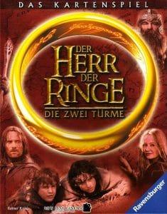 指輪物語 二つの塔 カードゲーム