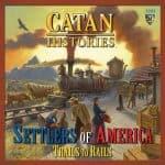 カタン アメリカの開拓者たち