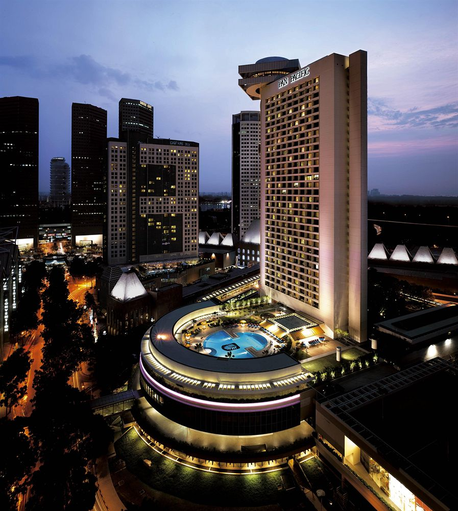 Pan pacific singapore 5 - Pan pacific orchard swimming pool ...