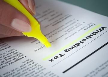 フリーランス・個人事業主でも業務内容によって異なる請求書の源泉徴収の書き方