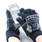 手袋したまま楽々スマホ操作!スマホ対応手袋をご紹介します。のサムネイル画像