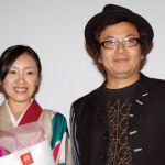 自分の妻を出演させる映画監督・園子温。妻の神楽坂恵ってどんな人?のサムネイル画像
