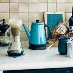 おしゃれなキッチンのインテリアと使い勝手抜群な収納方法と家電のサムネイル画像