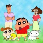 アニメ・クレヨンしんちゃんの主題歌を厳選ピックアップ!!のサムネイル画像