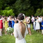 かわいいは卒業!30代女性に合う「品のある」結婚式パーティードレスのサムネイル画像
