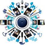 ブルーメイクで涼しげな美人顔をつくるトレンドのブルーメイクまとめのサムネイル画像