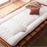 快眠におすすめの敷布団としても活用できるマットレスをご紹介!のサムネイル画像