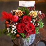 ポインセチアだけではないのです!クリスマスにピッタリの花とは?のサムネイル画像