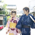 夏にお勧め!京都ではんなり、ゆかたデートを楽しみませんか?のサムネイル画像