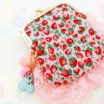 ハンドメイドのがま口が大人気!小物入れやバッグなど使い方様々!のサムネイル画像