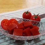 【簡単レシピ】夏こそ食べたい美味しいヘルシーなトマト料理のサムネイル画像
