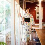今年の夏着たいゆかた!ずばりテーマは「大人」の美しい装いのサムネイル画像