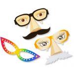 仮装はメガネから始めよう テーマに合わせて選ぶメガネ特集のサムネイル画像