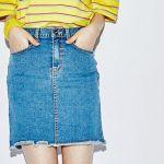 【2016トレンド】夏のデニムタイトスカートはこう着るのが正解のサムネイル画像