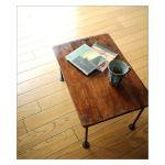 可愛いミニテーブルでお部屋を可愛くお洒落に変身させませんかのサムネイル画像