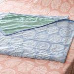 暑い夏は、可愛いタオルケットで、心地よい眠りに就きましょう!のサムネイル画像