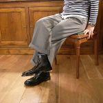 秋冬に履きたい!憧れブランド「Church's」のメンズライクな靴コーデのサムネイル画像