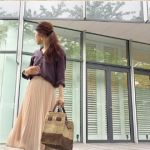 売り切れ前にゲットしたい、ジーユーの旬な秋スカートをチェック!のサムネイル画像