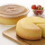 【ケーキレシピ】簡単においしく焼けるスポンジケーキの作り方のサムネイル画像