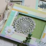 誕生日アルバムをもっと可愛く。簡単デコレーションの作り方。のサムネイル画像