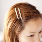 【前髪アレンジ】誰にでもできるオシャレなヘアピンの留め方のサムネイル画像