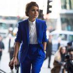 ビジネスシーンやきれいめコーデでブルー系のスーツを着よう!のサムネイル画像