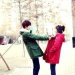 恋人同士の可愛い呼び合い方とストレートな愛情表現は韓国語でのサムネイル画像