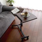 快適な空間作りにおすすめ、おしゃれなミニテーブル紹介します。のサムネイル画像