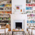 リビングのオシャレな本棚特集!雑貨を活用した本の収納方法もご紹介のサムネイル画像